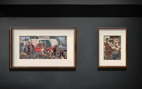 《浮世の梦》5D 沉浸艺术大展·全球首展空降上海
