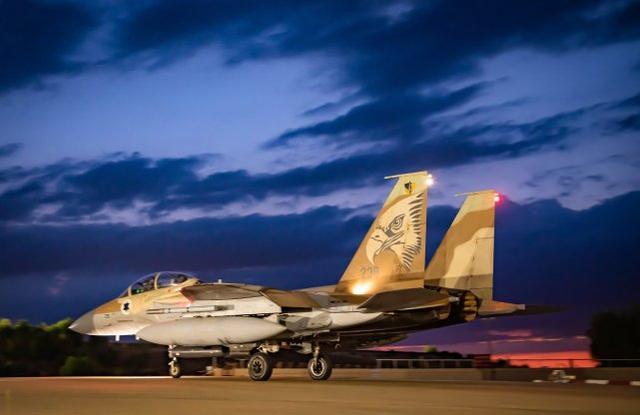 以色列空军战斗机资料图