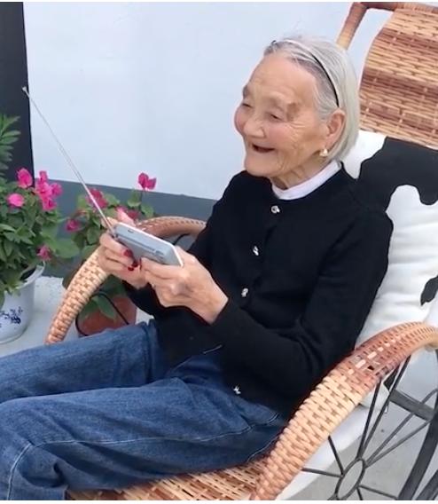 这些爷爷奶奶,太太太太酷了!