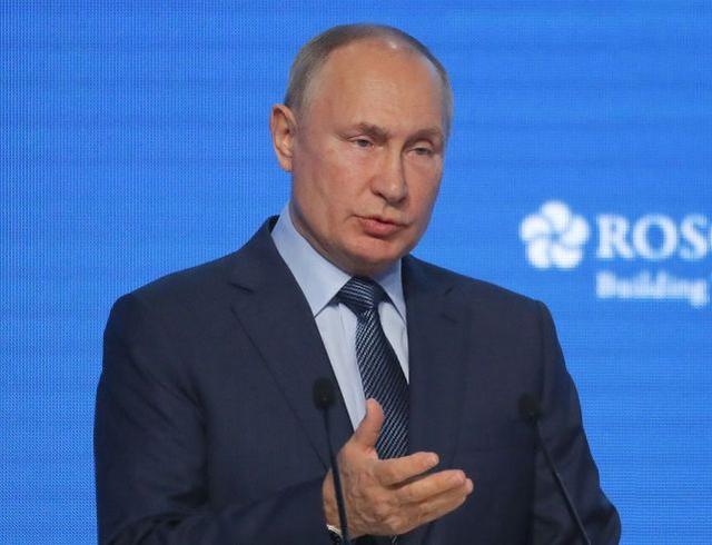 普京警告:伊拉克叙利亚的恐怖分子在阿富汗集结,欲破坏他国局势