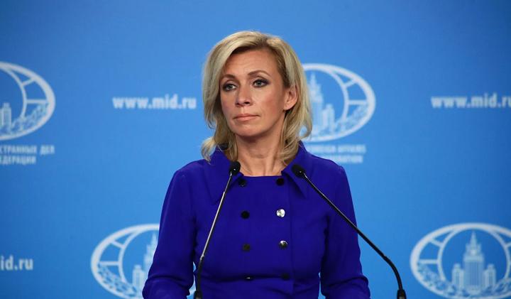 俄罗斯外交部:希望欧盟取消在乌克兰的军事训练计划
