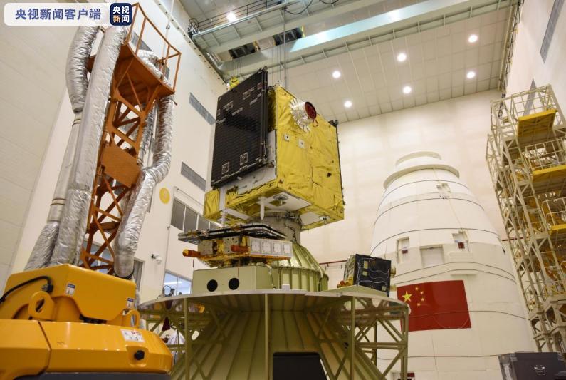 """△""""羲和号""""太阳探测科学技术试验卫星"""