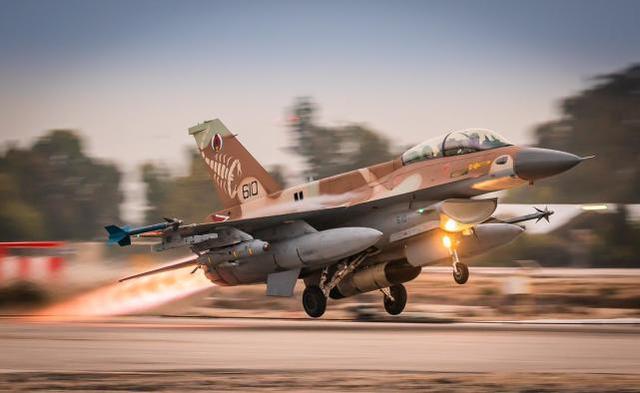 以军空袭叙利亚未遭防空火力反制