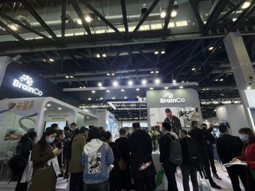 强脑科技亮相2021中国国际福祉博览会  科技助力康复辅具发展