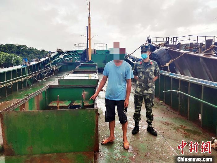 福建海警局破获特大海上走私成品油案 案值达1.4亿元
