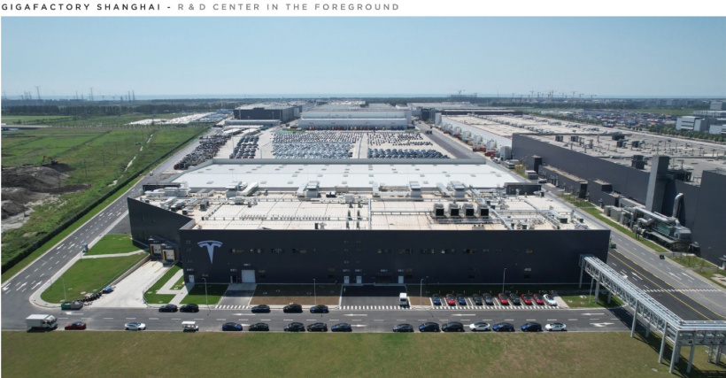特斯拉将继续扩大上海超级工厂产能,营业利润率 14.6% 创历史新高