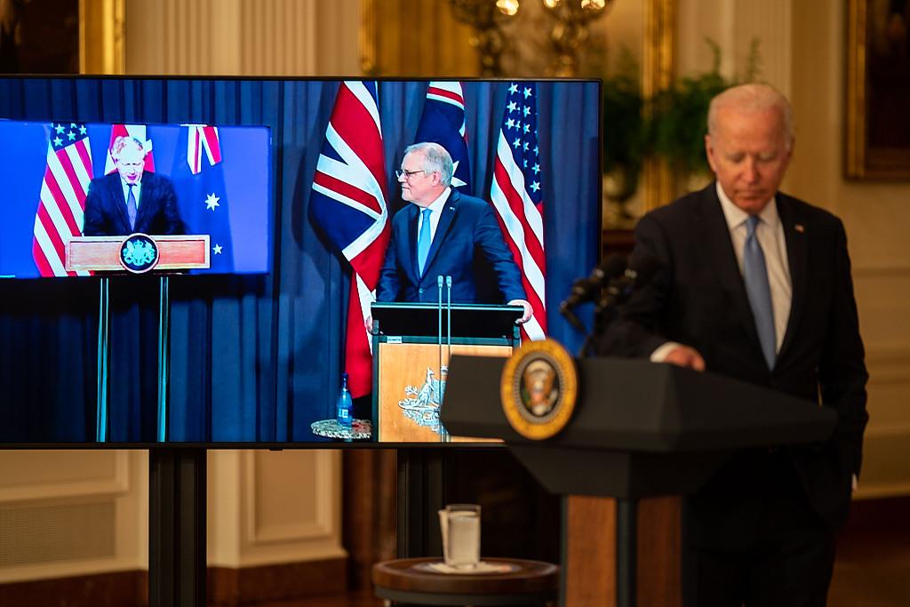 """澳学界批政府完全倒向华盛顿:把""""抗中""""当成荣誉勋章,恐落得两头空"""