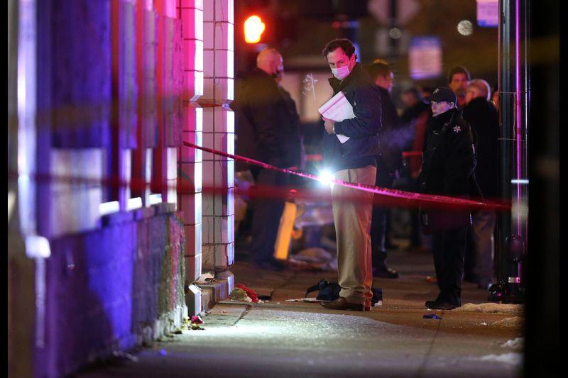 芝加哥发生连环枪击案:枪手肆意射击 一中国留学生身亡
