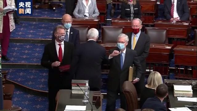 美国众议院13日将就总统弹劾草案进行投票