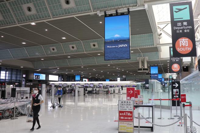 日媒:日本全面禁止外国人入境