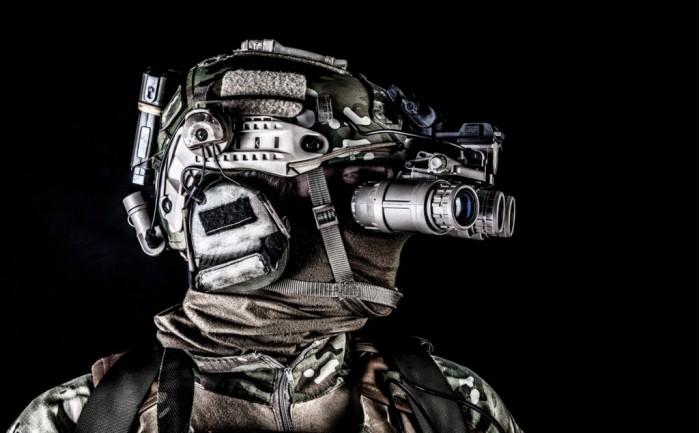DARPA希望寻求像眼镜一样轻便的军用夜视镜