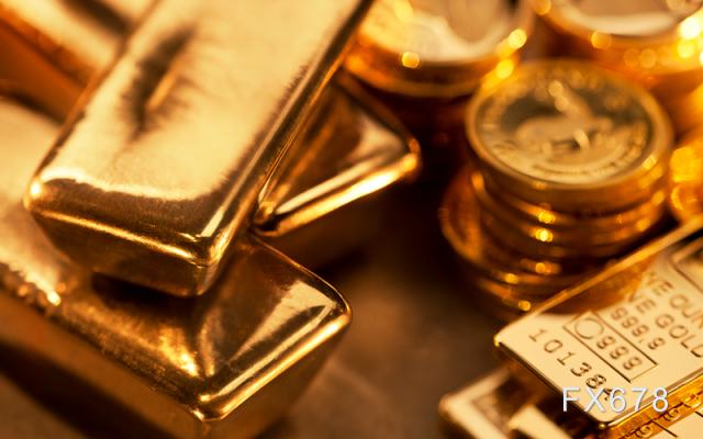 现货黄金继续承压 拜登料大力举债近2万亿美元