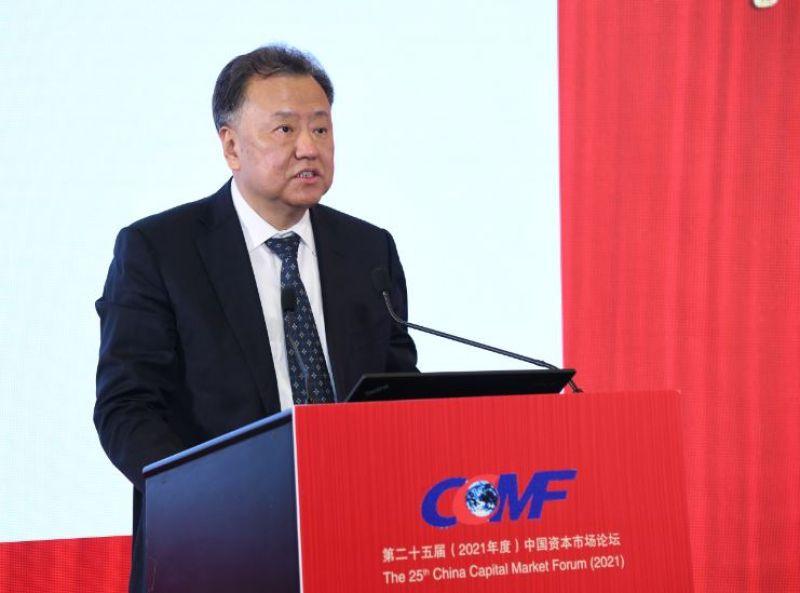 阎庆民:证监会力争今年推出上市公司监管条例
