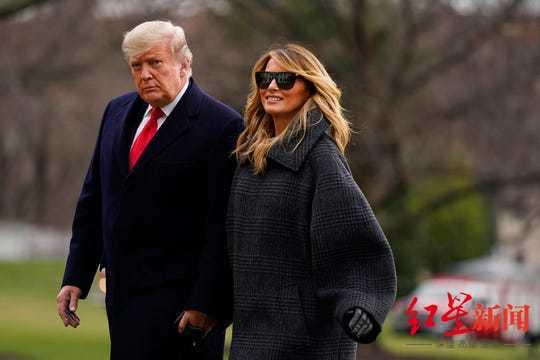 糟心的2021新年?特朗普放弃跨年晚会提前返回白宫  第1张