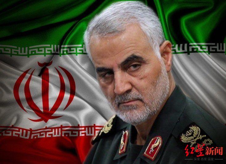 """伊朗""""关键将军""""被暗杀一周年之际 美伊危机再现?  第1张"""
