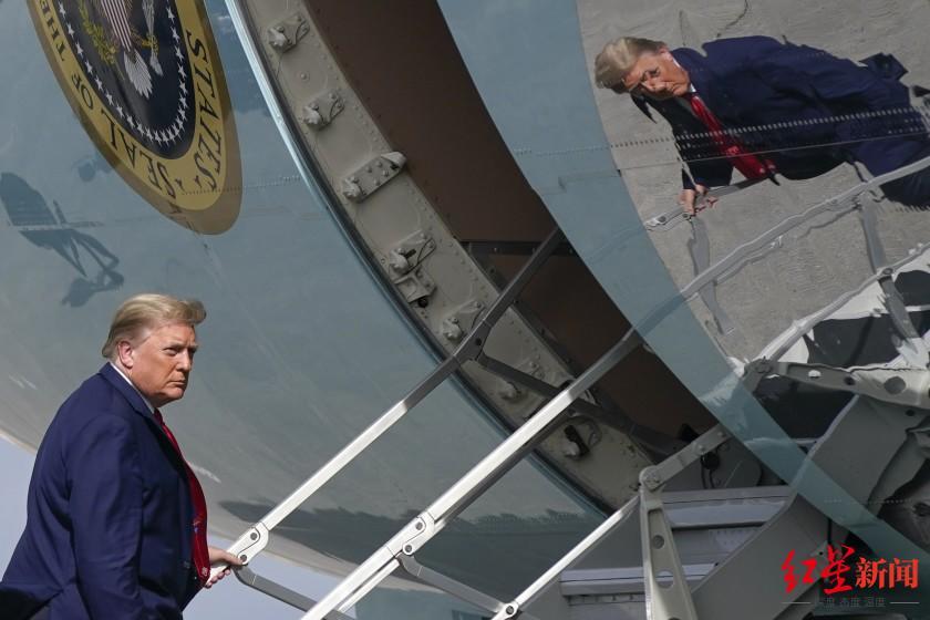 糟心的2021新年?特朗普放弃跨年晚会提前返回白宫  第3张