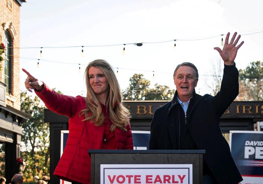 乔治亚州参议院补选300万选民提前投票 结果决定两党谁主宰参院