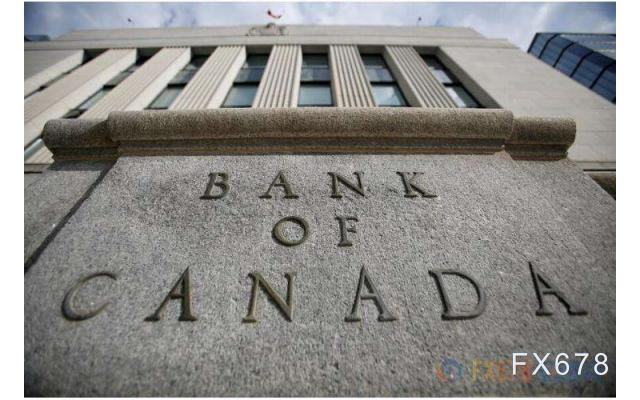 加拿大央行按兵不动 加元飙升逾80点创2018年4月以来新高