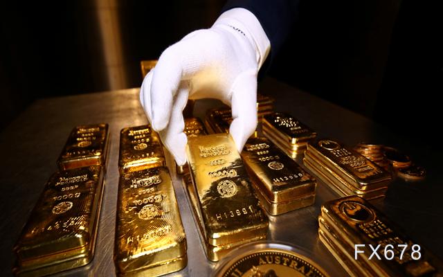 """现货黄金自近两周高位回落 投资者希望拜登能给市场""""喂点新料"""""""