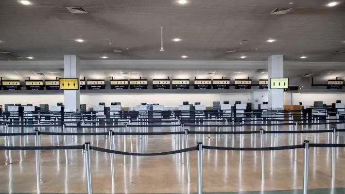 △新西兰奥克兰国际机场(资料图)