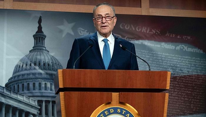 特朗普弹劾案审讯时间定了 美国参议院内斗开启