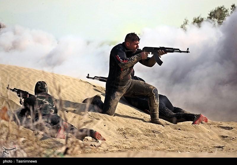 △伊朗近期军演画面(图片来源:伊朗媒体)