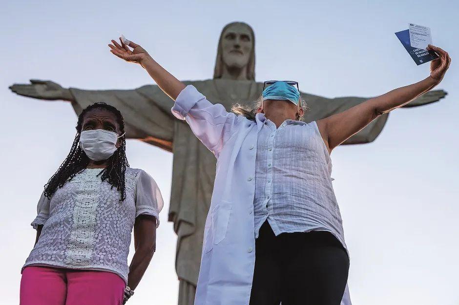全球疫苗开打 世卫专家:2021年世界不会实现群体免疫