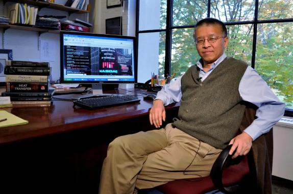 MIT校长称陈刚与中国合作是代表学校而非个人