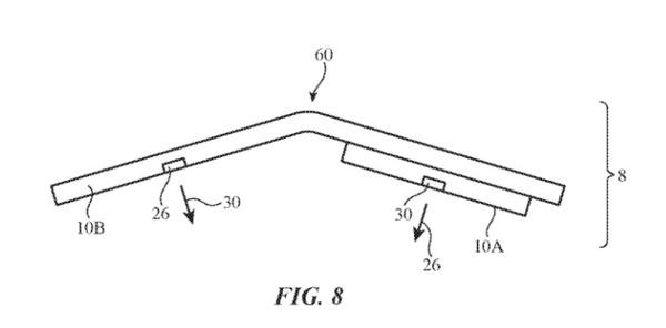 """苹果申请""""折叠相机""""相关专利"""