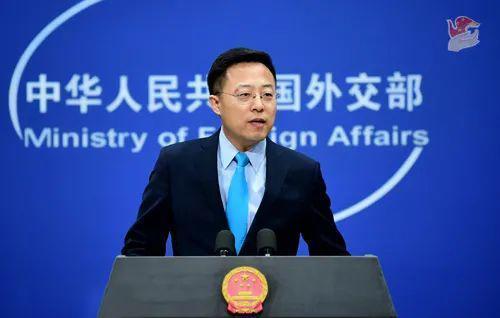 """日本政府不认为中国在新疆实施了""""种族灭绝"""",外交部回应"""