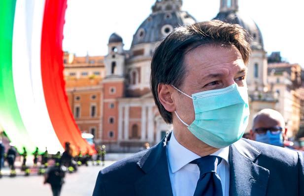 意大利总理孔特:辞职旨在组建新政府 从困境中救国