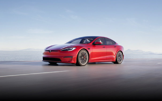 新款Model S和新款Model X正式上线