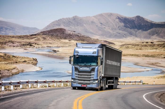 瑞典重卡制造商Scania放弃氢能卡车  改用电池电动车