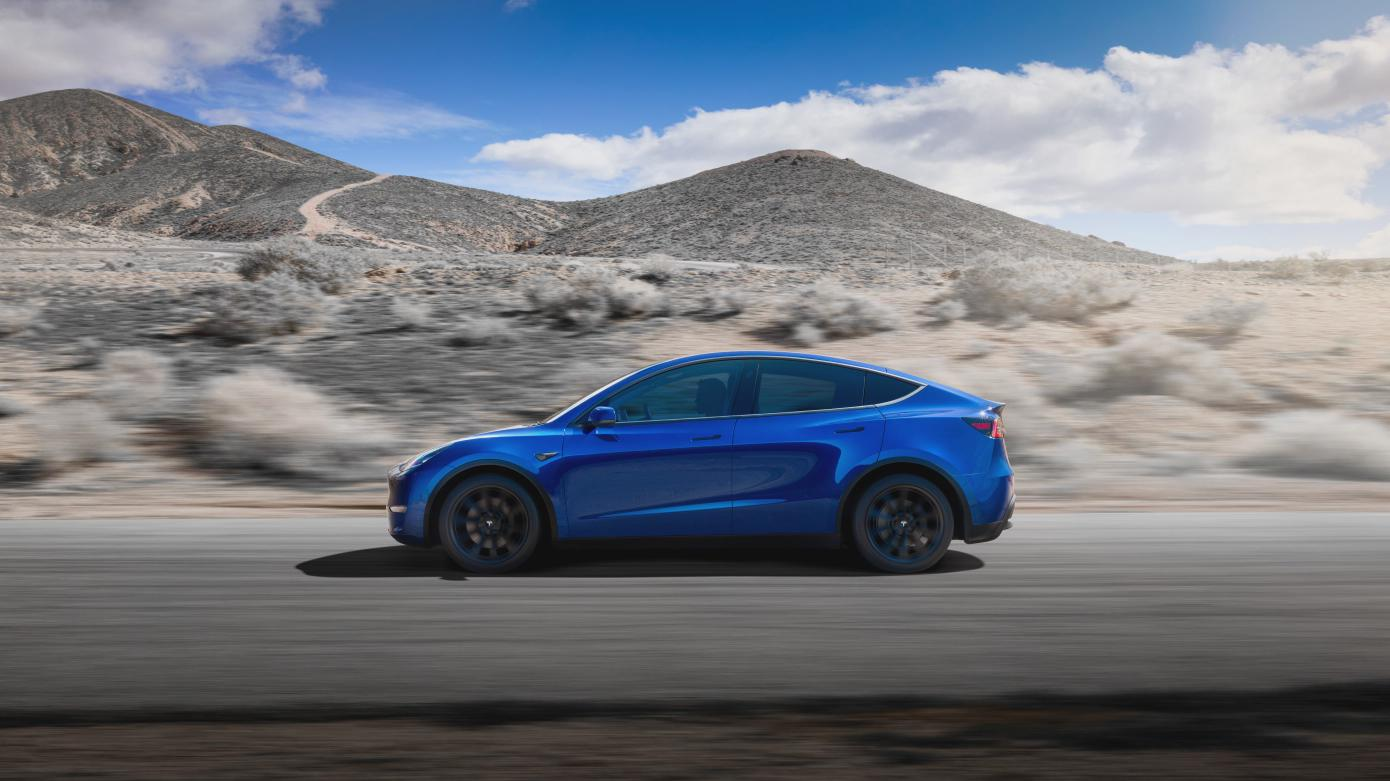 特斯拉2020年交付499550辆汽车 产量成功破50万大关