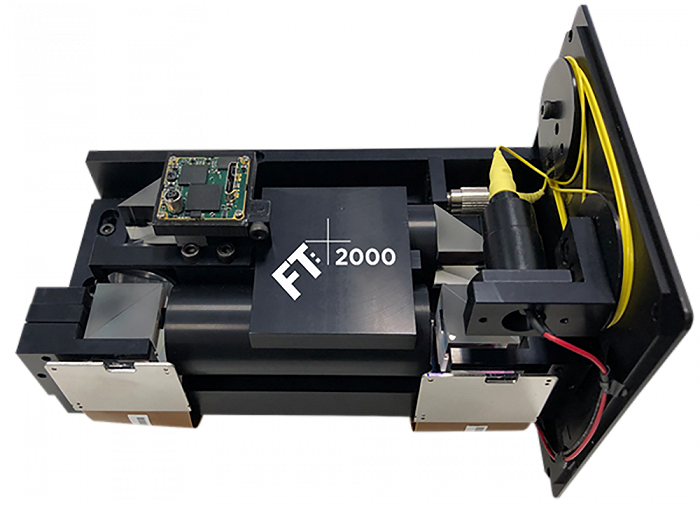 ▲Optalysys入门级光学协处理器FT: X2000