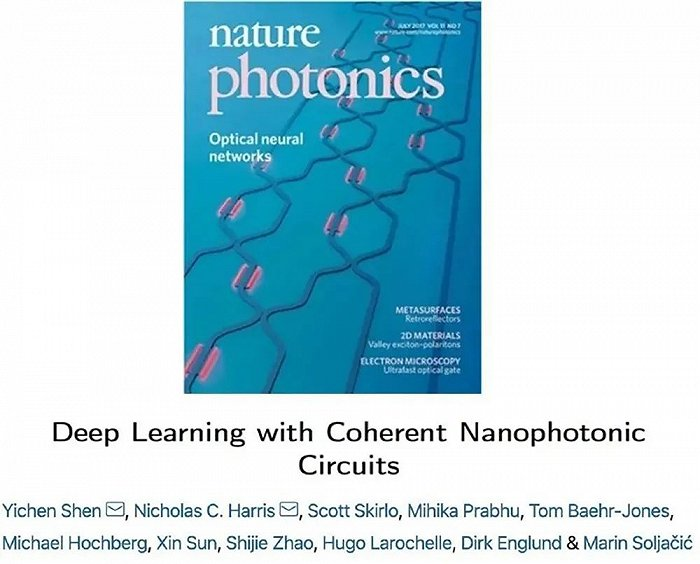 ▲麻省理工学院团队论文登上《自然·光子学》封面