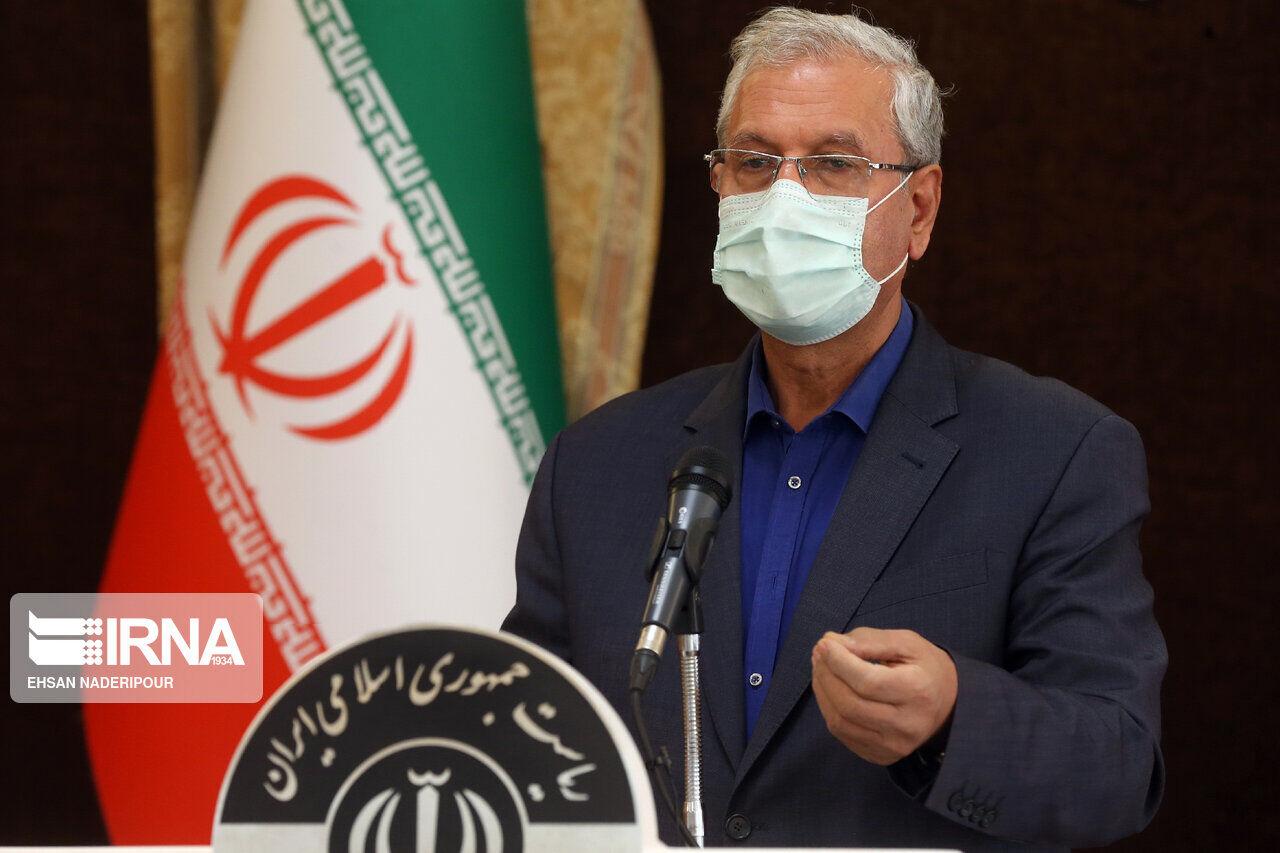 △伊朗政府发言人拉比伊(图片来源:伊通社)