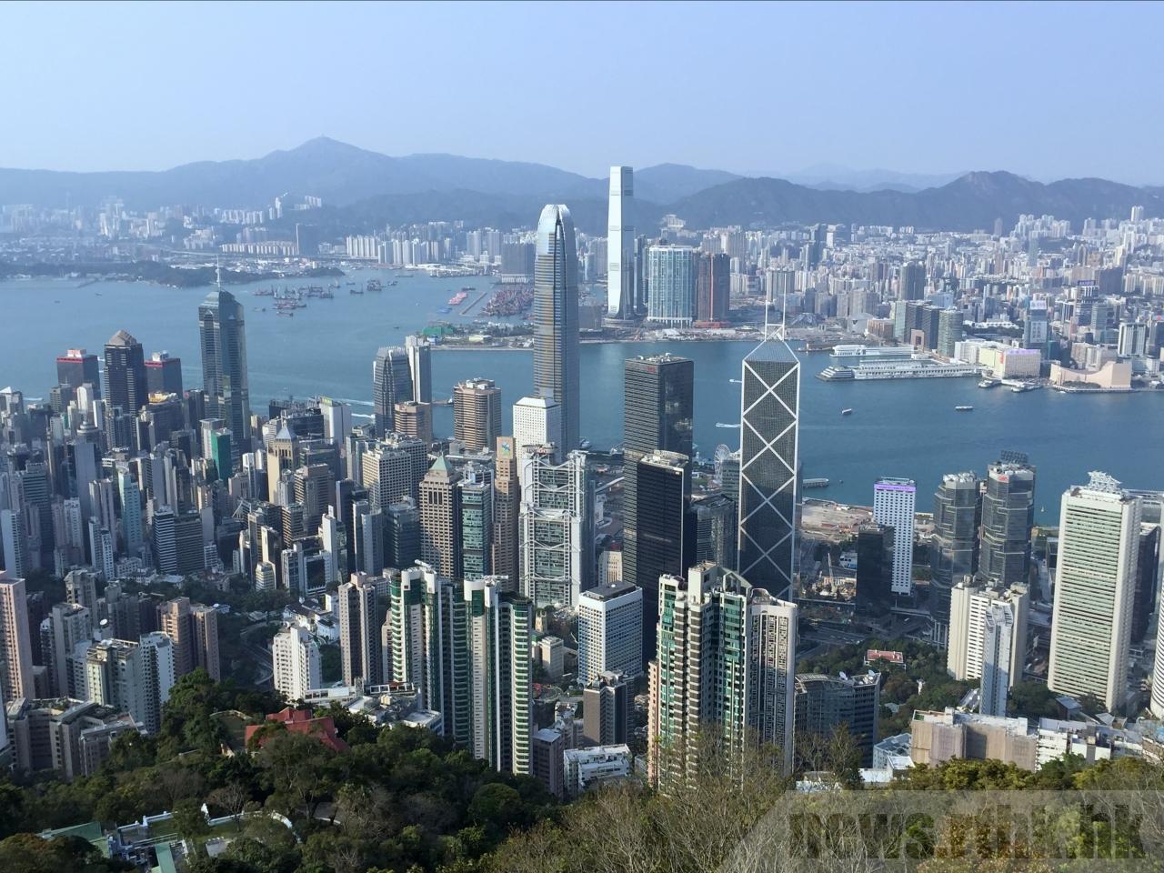 原料图:香港(港媒)