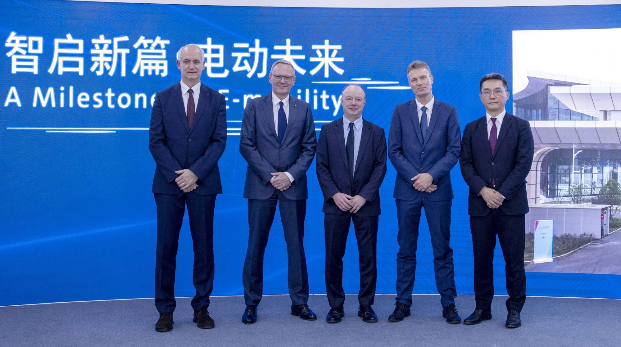 大众中国CEO任一把手,大众集团公布原江淮大众全新管理团队