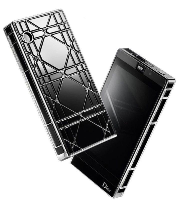 ▲ Dior Reveries 高级定制款手机