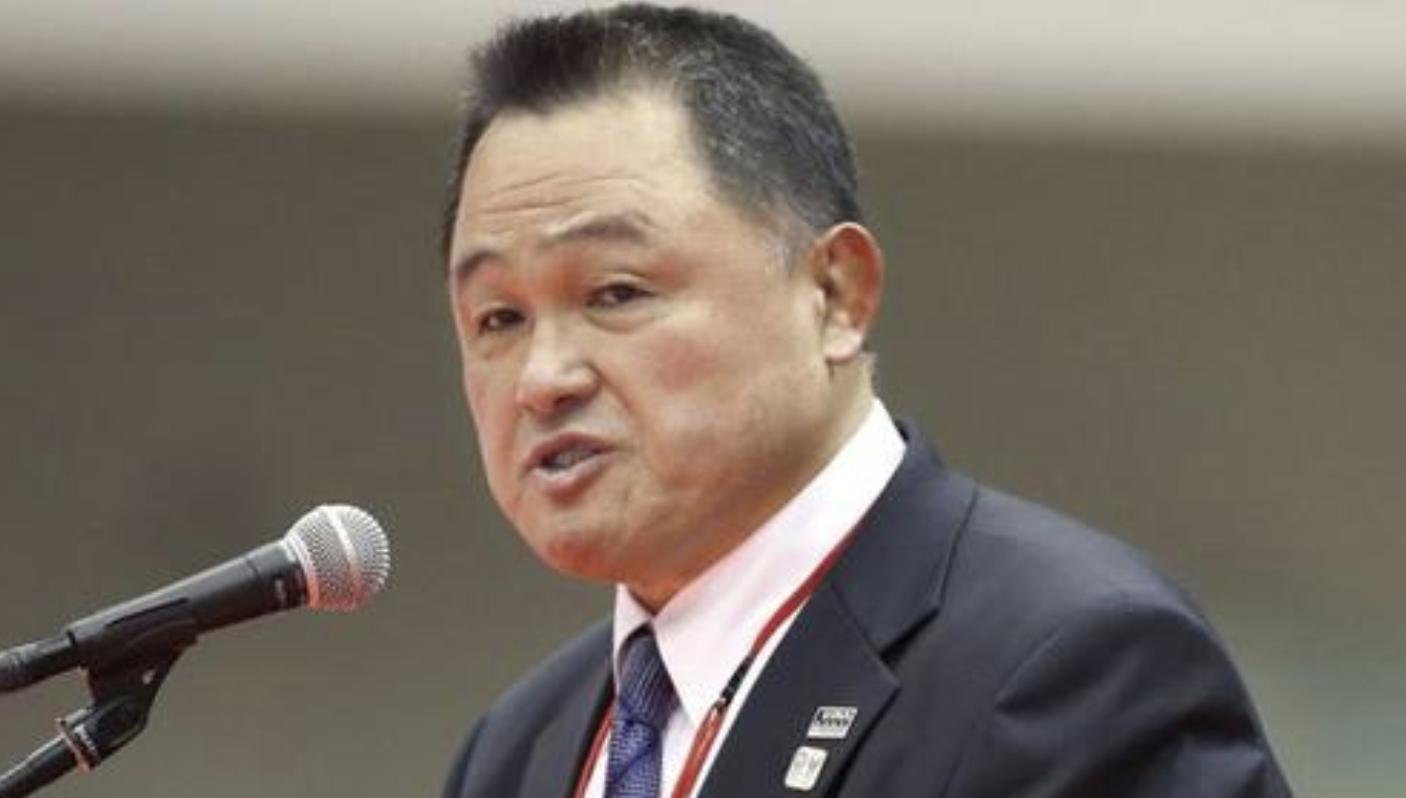 △日本奥委会主席山下泰裕(资料图 图片来自网络)