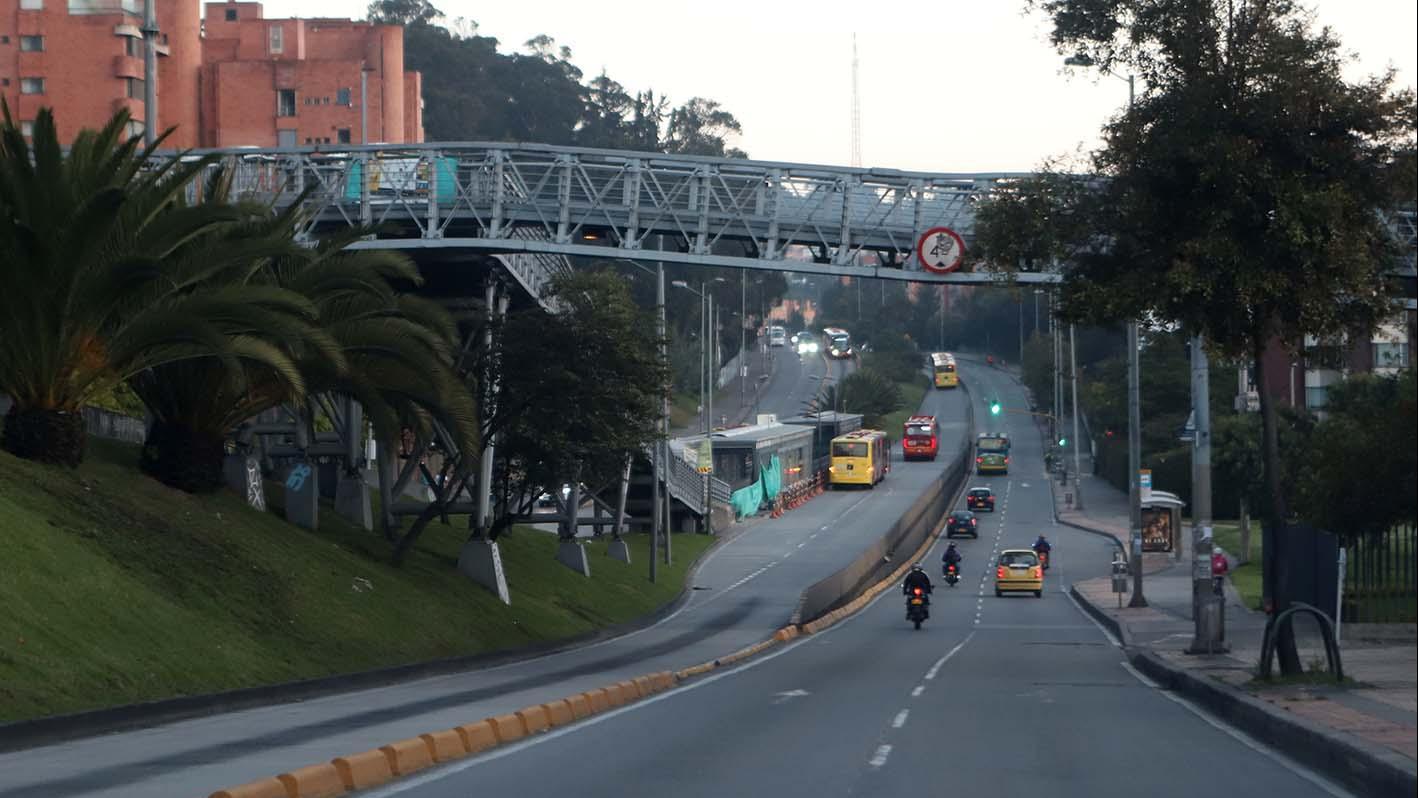 哥伦比亚首都8日起全城严格隔离