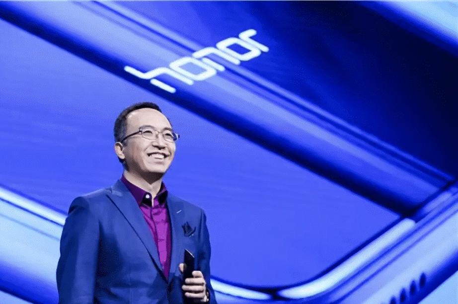 荣耀CEO赵明,图源:网络