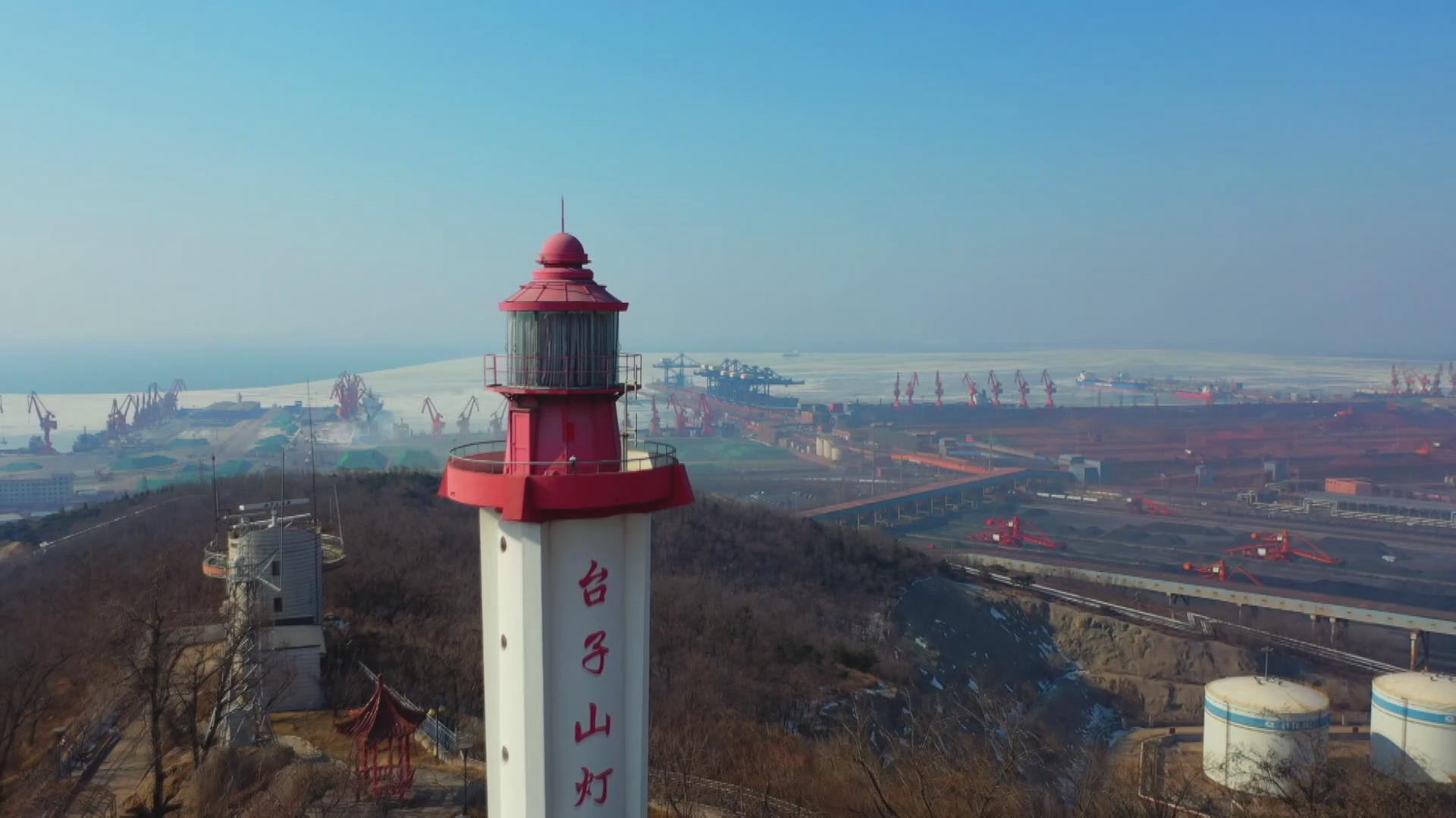 """中国最北端灯塔""""守灯人""""的春节:坚守光明 点亮希望"""