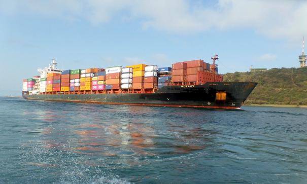 中國海船發生爆炸4名水手負傷 載滿煤碳從美國考慮