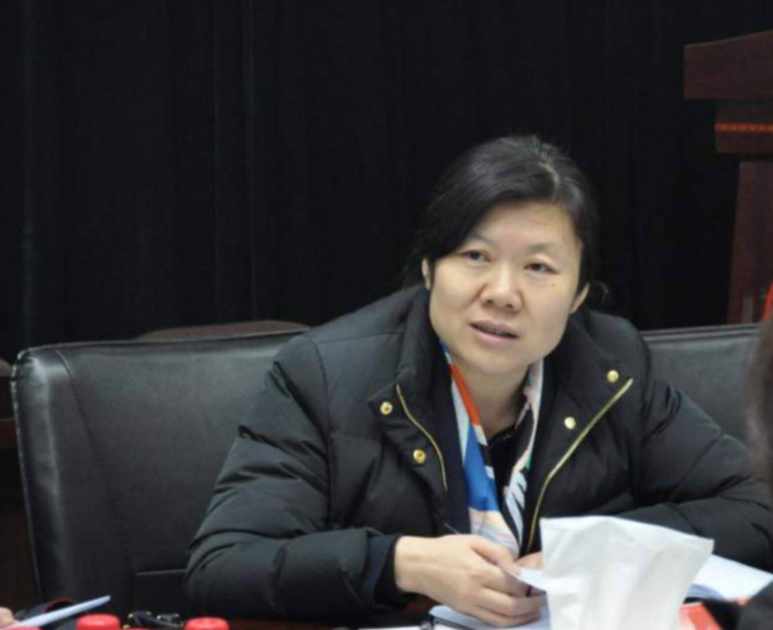 茅台集团总工程师、首席质量官王莉 图片来自茅台集团官网