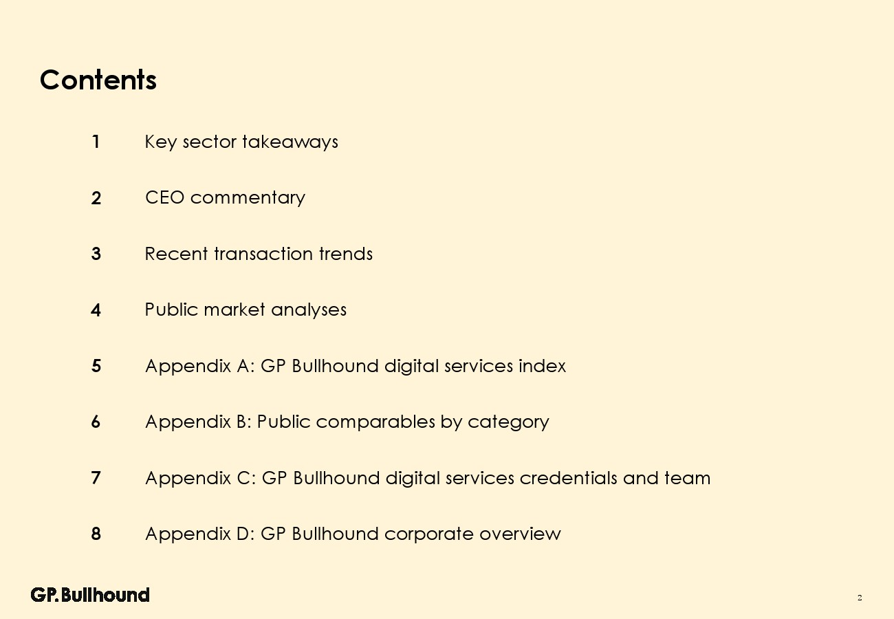 《GP Bullhound:2020年第四季度网络服务报告》