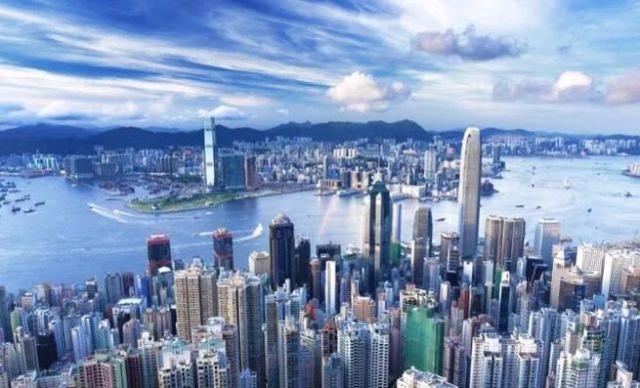 香港,1月初访港旅客人数按年下跌99.9%