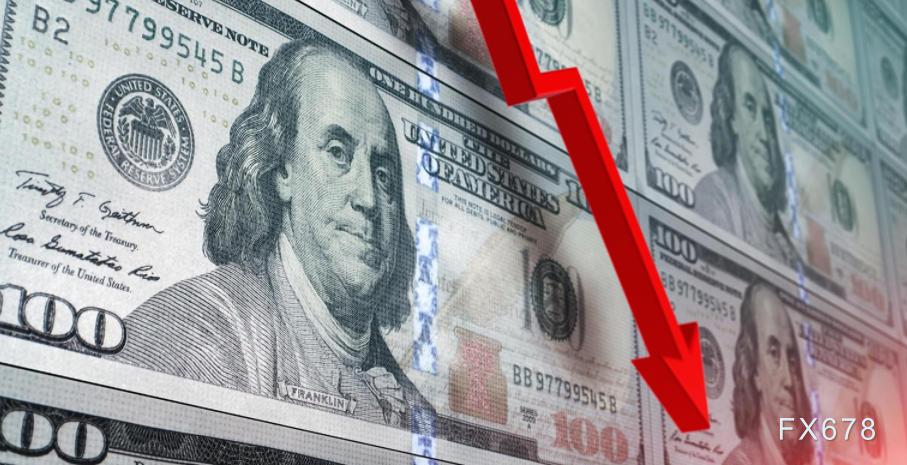 """美元指数于90附近迎来""""地板""""?大熊市并未结束"""