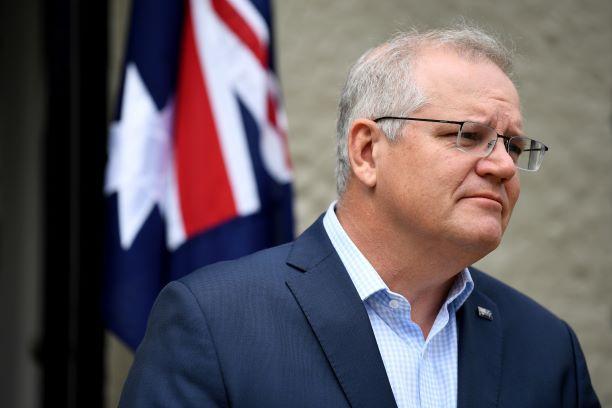 """脸书全面封禁""""澳大利亚新闻"""" 莫里森寻求国际支援"""